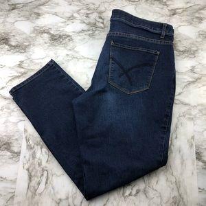 Christopher & Banks Modern Fit Jeans 12S Short